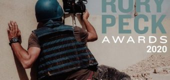Rory Pecks Award 2020 for Freelance Journalists and Filmmakers worldwide