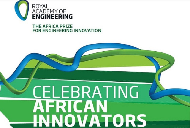 Royal Academy of Engineering Africa Prize for Engineering Innovation 2021 (prize of GBP £25,000)