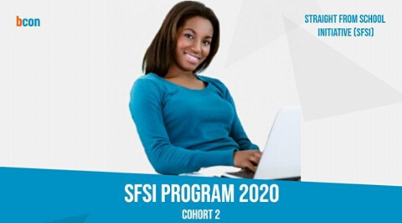 Straight From School Initiative (SFSI) Program 2020 for Nigerians (Cohort 2)