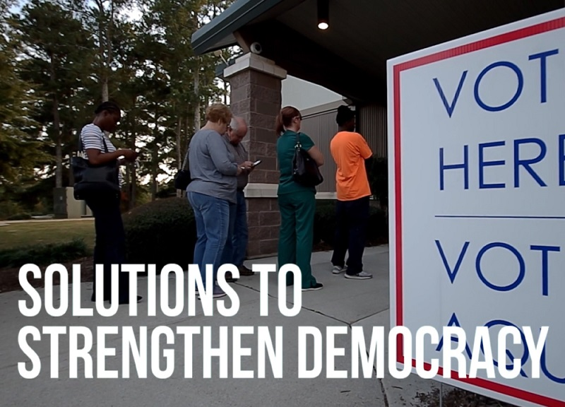 GroundTruth Project Preserving Democracy & Voting Rights Fellowship 2020 (Up to $5,000)