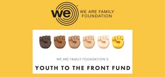 We Are Family Foundation (WAFF) Youth to the Front Fund 2020 – Global Funding Opportunity