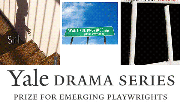 Yale Drama Series Playwriting Competition 2021 for Emerging playwrights (prize of $10,000)