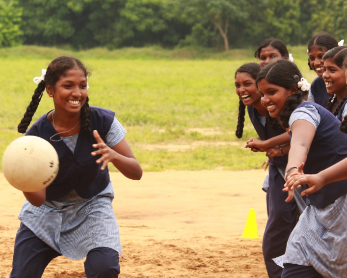Beyond Sport Foundation Gender Equality Collective Impact Award 2020