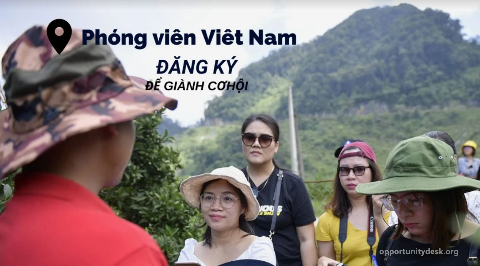 Climate & Energy Reporting Program 2020 for journalists in Vietnam (Fully-funded)