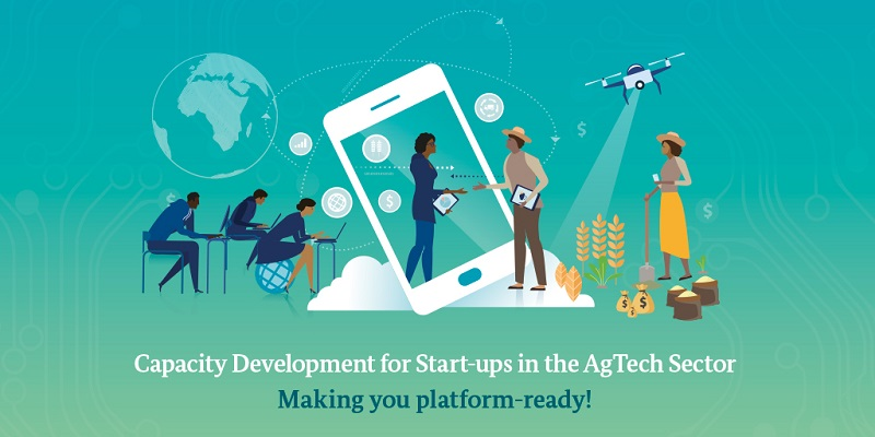 D4Ag Capacity Development Training Program 2020 for AgriTech Startups