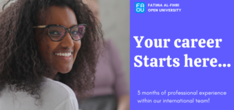Fatima Al-Fihri Open University Autumn Internship 2020