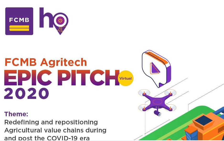 First City Monument Bank (FCMB) AgriTech Epic Pitch 2020 for Early to Growth-stage Entrepreneurs (₦1.5M Grant)