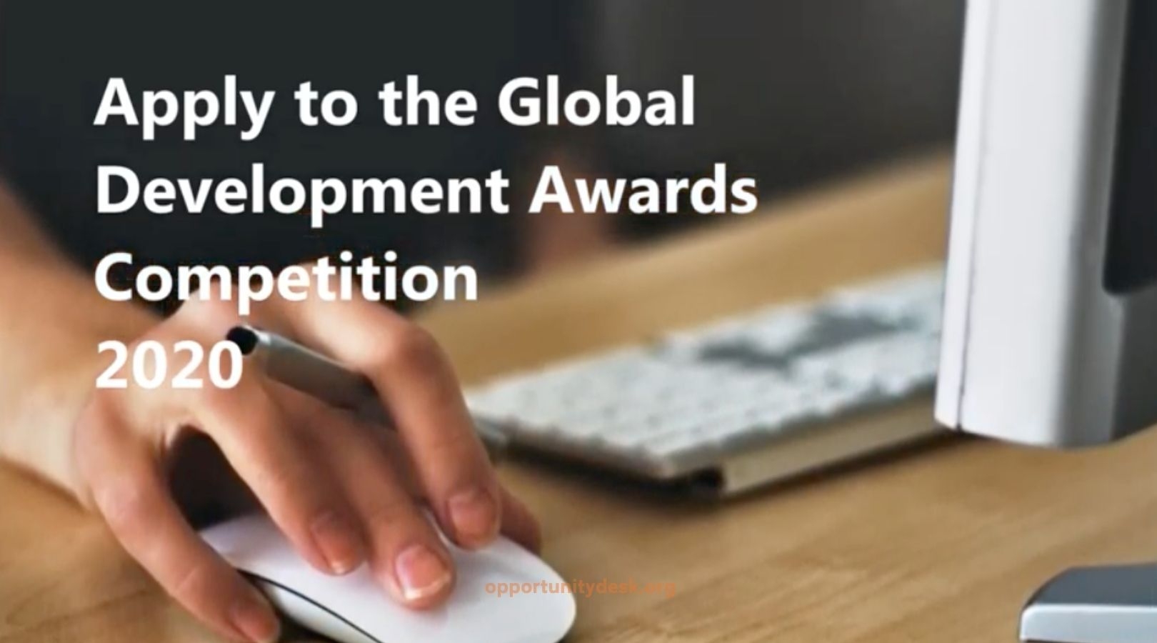Call for Research Proposals: Global Development Awards Competition 2020