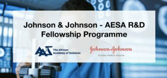 Call for Applications: Johnson & Johnson-AESA Research & Development Fellowship Programme 2020