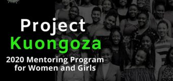 Kuongoza Mentorship Program 2020 for Women and Girls in Africa, Middle East and South Asia