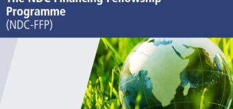 NDC Financing Fellowship Programme 2020
