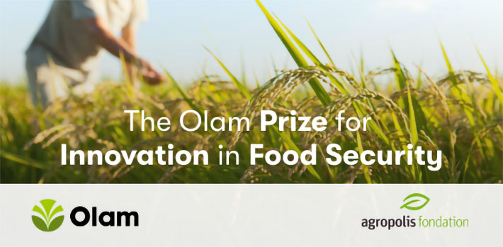 Olam Prize for Innovation in Food Security 2021 (US$75,000)