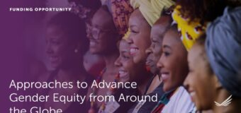 Call for Proposals: RWJF Evidence for Action 2020 – Approaches to Advance Gender Equity From Around the Globe (Up to $1M USD)