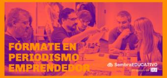 "Sembra Media/IFCJ ""SembraEducativo"" Scholarship Program 2020 for Entrepreneurial Journalists from Latin America"