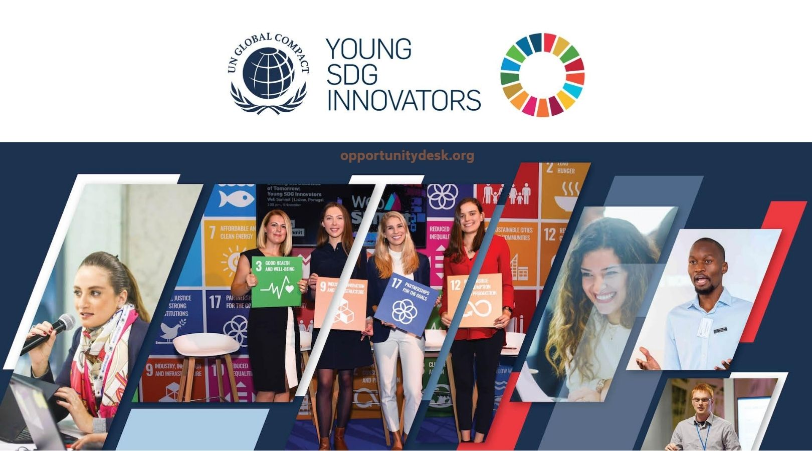 UN Global Compact Young SDG Innovators Programme 2020 Call for Nominations