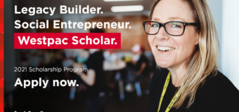 WestPac Social Change Fellowship 2021 for Australians (up to $50,000)