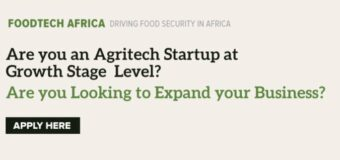 iBizAfrica FoodTech Africa Accelerator Program 2020 for Agri-based Enterprises in Kenya