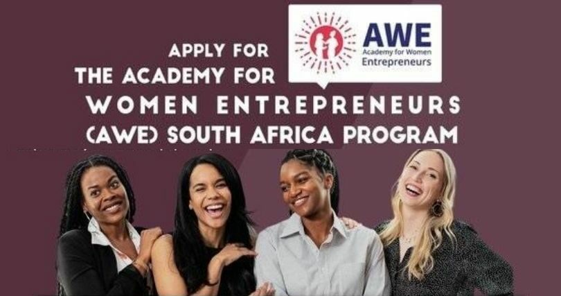 Academy for Women Entrepreneurs (AWE) South Africa Program 2020