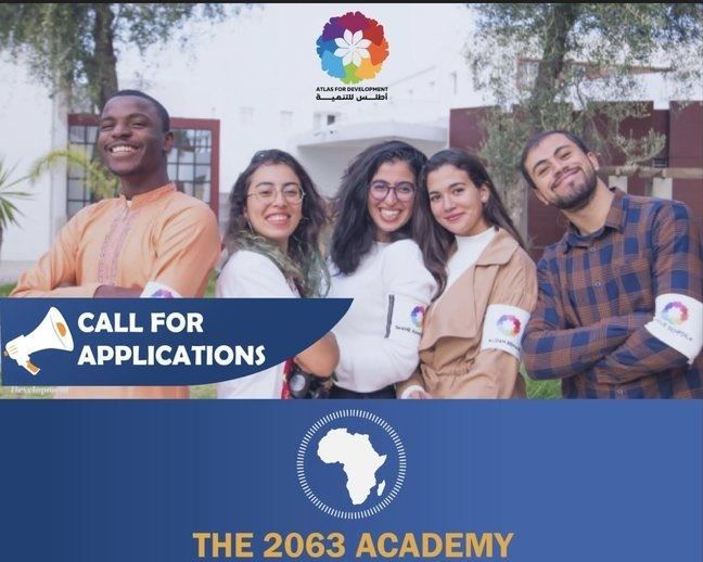 Call for Applications: Atlas For Development (Atlas4dev) 2063 Academy for Young Africans
