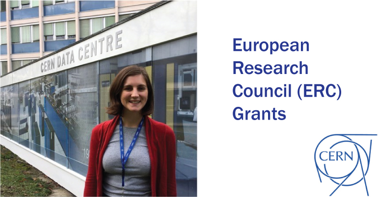 CERN European Research Council (ERC) Grants 2020