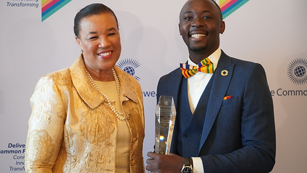 Commonwealth Youth Awards for Excellence in Development Work 2021 (up to £5,000)