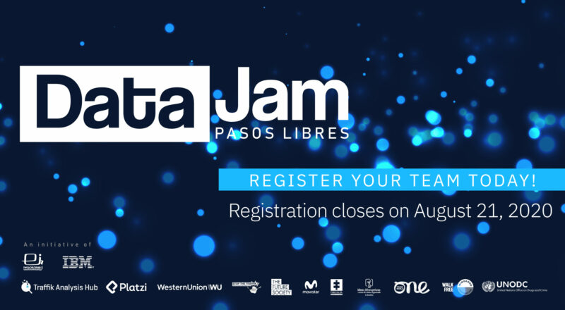 DataJam Pasos Libres Innovation Competition on Human Trafficking in Latin America 2020