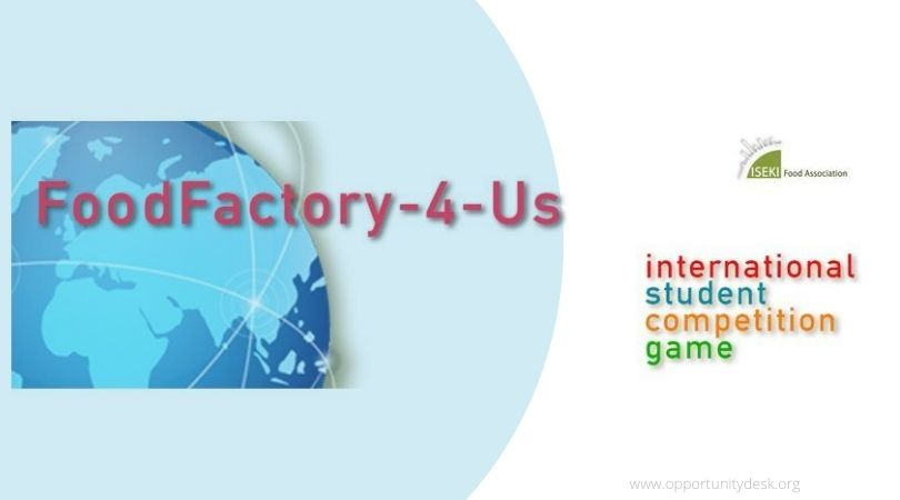 Food Factory-4-Us Sustainable Supply Chain International Student Competition 2020
