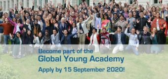 Global Young Academy Call for New Members 2021 for Young Scholars (Attend the AGM in Japan)