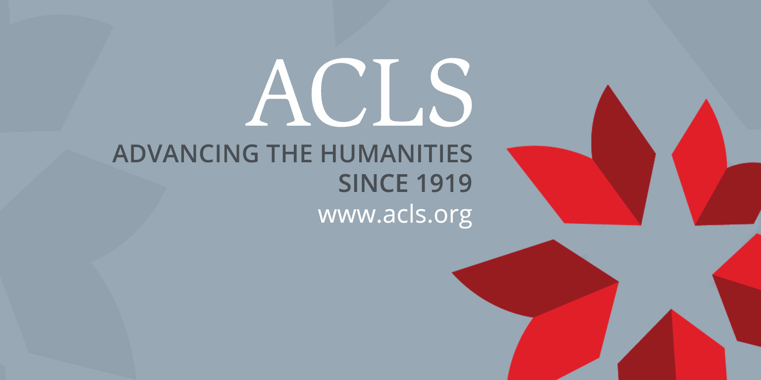 American Council of Learned Societies (ACLS) Fellowships 2020-2021 for Untenured Scholars (Up to $60,000)