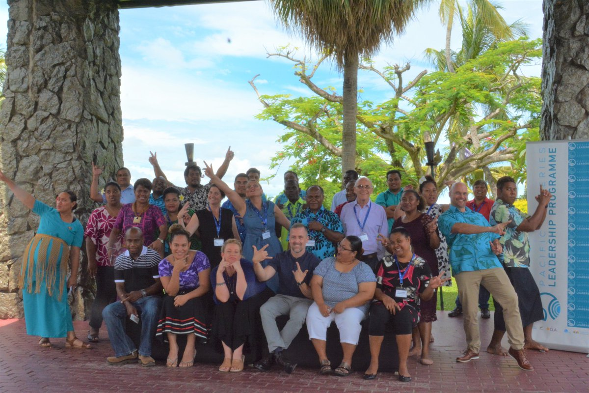 Pacific Fisheries Leadership Programme (PFLP) 2020