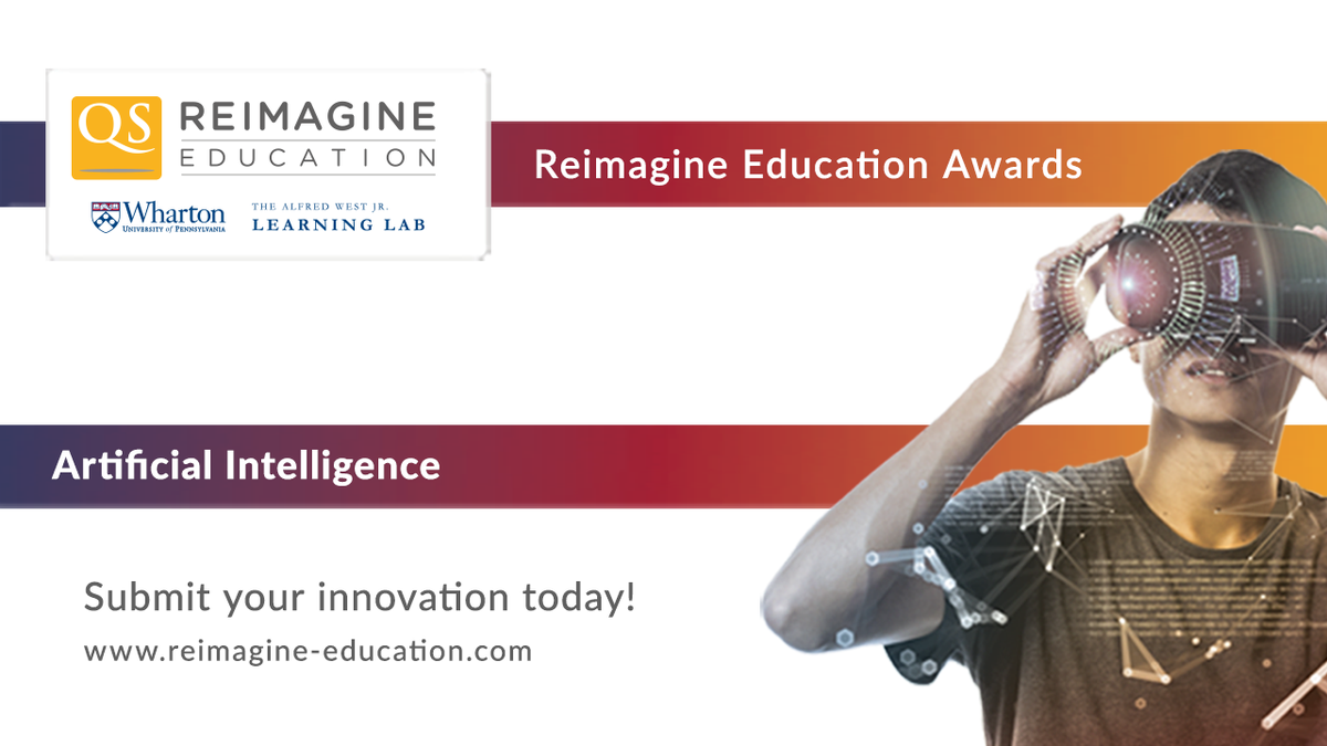 Wharton-QS Reimagine Education Conference and Awards 2021 for Educational Innovators ($50,000 in funding)