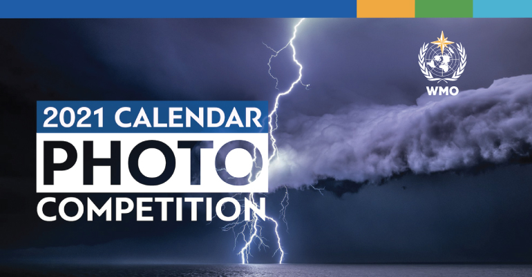 World Meteorological Organization (WMO) Calendar Competition 2021