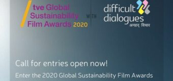 Call for entries: tve Global Sustainability Film Awards (GSFA) 2020