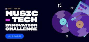 Co-Creation Hub (CcHub) Music-Tech Innovation Challenge 2020