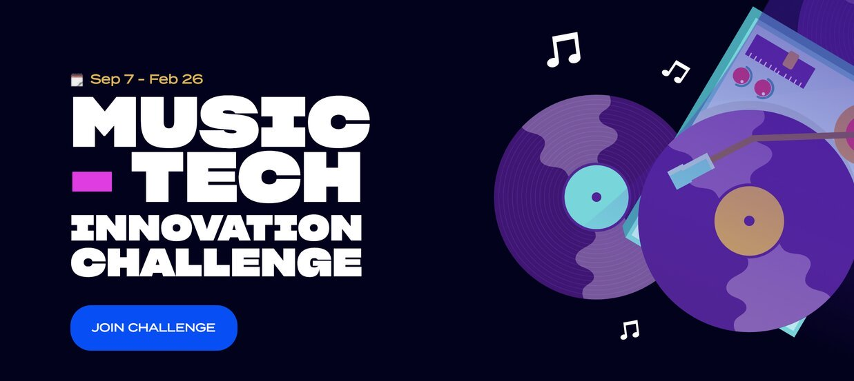 Co-Creation Hub (CcHub) Music-Tech Innovation Challenge 2020