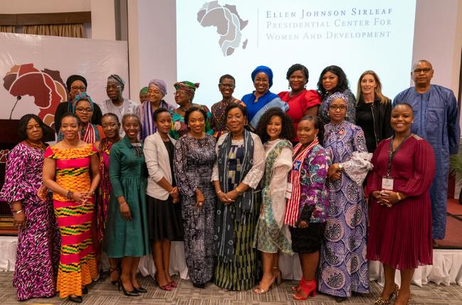 Ellen Johnson Sirleaf Center Amujae Leaders Program 2021 for African Women Leaders