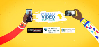 ICFJ/Facebook Video Storytellers-Africa Training Program 2020