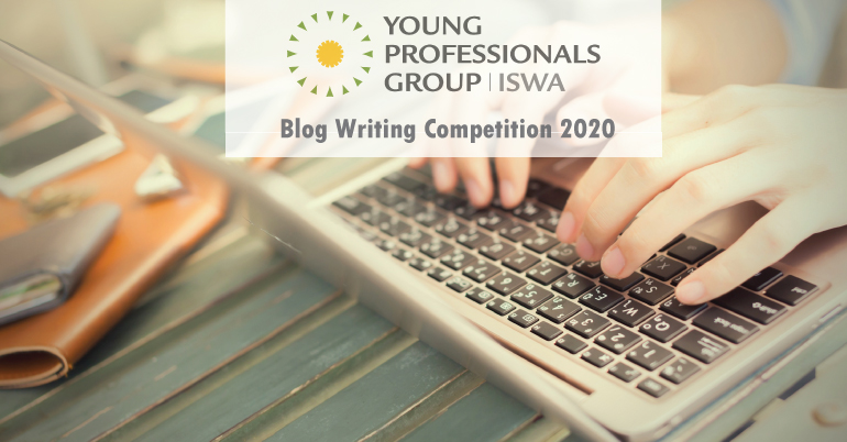 ISWA Young Professionals Group Blog Writing Competition 2020