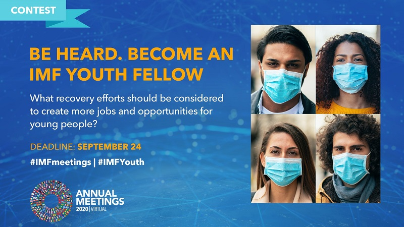 International Monetary Fund (IMF) Youth Fellowship Contest 2020