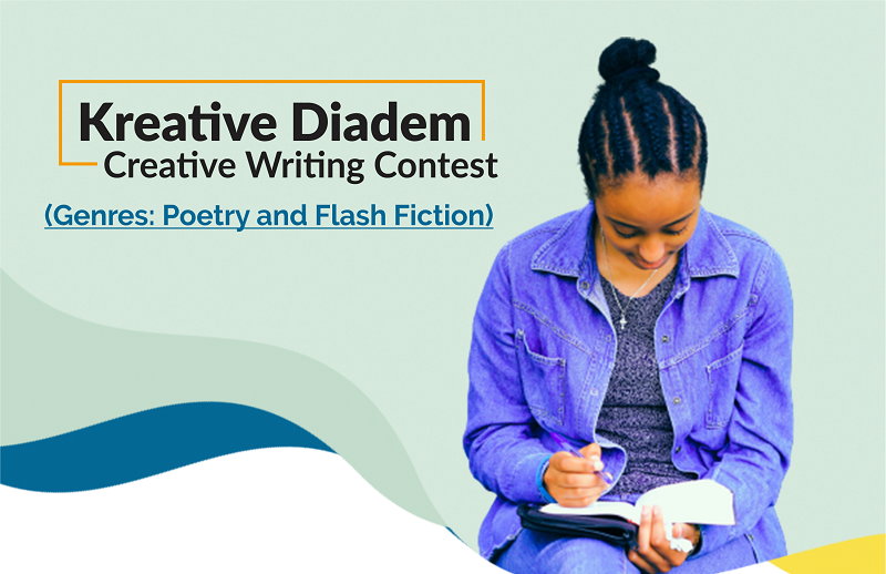 Kreative Diadem Annual Creative Writing Contest 2020 for Nigerian Poets and Writers (Up to 50K in prizes)