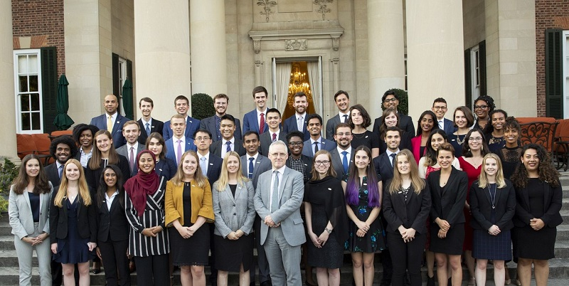 Marshall Scholarship Programme 2021 for U.S. Citizens to study in the UK