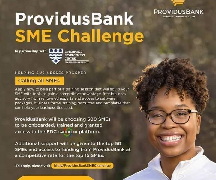 Providus Bank SME Challenge 2020 for Nigerian Entrepreneurs