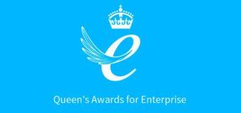Queen's Awards for Enterprise 2020 for Organisations across the UK