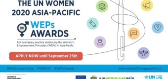 UN Women Asia-Pacific WEPs Awards 2020