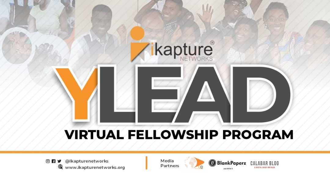 YLEAD Virtual Fellowship 2020 for Aspiring Young Leaders in Nigeria (Scholarships Available)