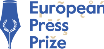 European Press Prize 2021 for Excellence in Journalism (up to 10,000 Euros)