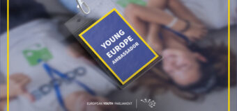 European Youth Parliament (EYP) Young Europe Ambassadors Program 2020