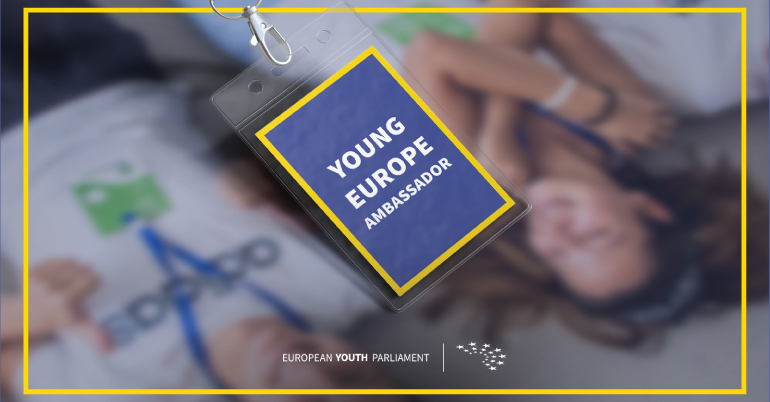 European Youth Parliament (EYP) Young Europe Ambassadors Program 2020