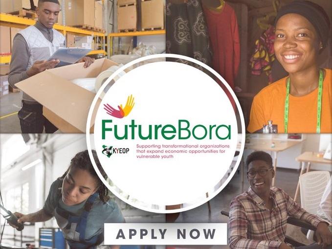 Future Bora Challenge 2020 for Organizations in Kenya (Grant funding of KSH 40 million)