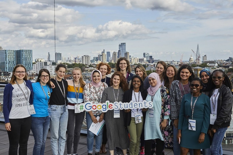 Generation Google Scholarship 2021 for Women in Computer Science in EMEA (7,000 EUR award)